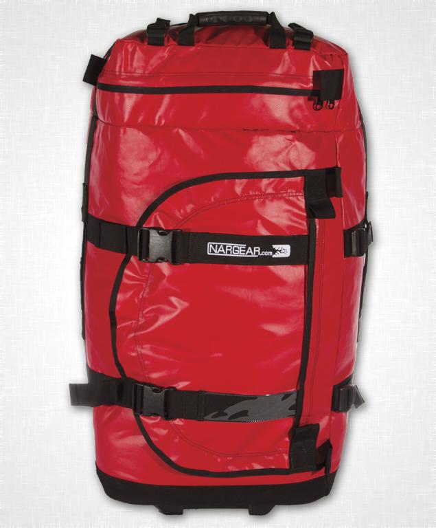 Bodybag Wheels 122l Nargear Best Wildland Fire Packs